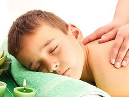 Дитячий масаж в Івано-Франківську